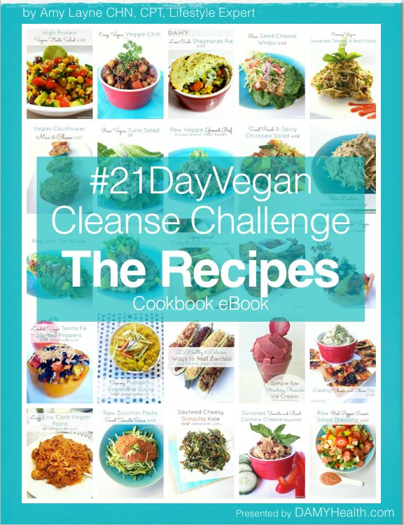 79 best damy health ebooks cookbooks programs images on pinterest the 21 day vegan cleanse challenge the recipes ebook fandeluxe Choice Image