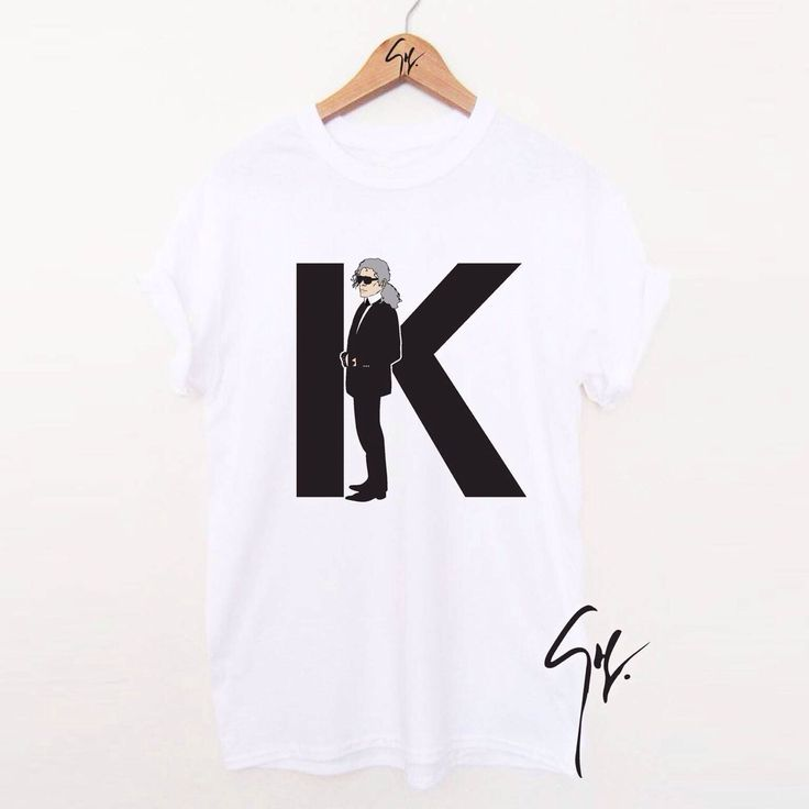 Big Karly tee by share.our.soul