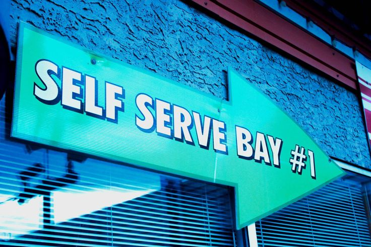 Self-serve bay reporting for duty!  Know how you want your vehicle cleaned? Serve your self up a clean vehicle just the way you like it!  #YYC #YYCBusiness #YYCCarCleaing #CleaningTheCar #Clean #Detailed #Spotless