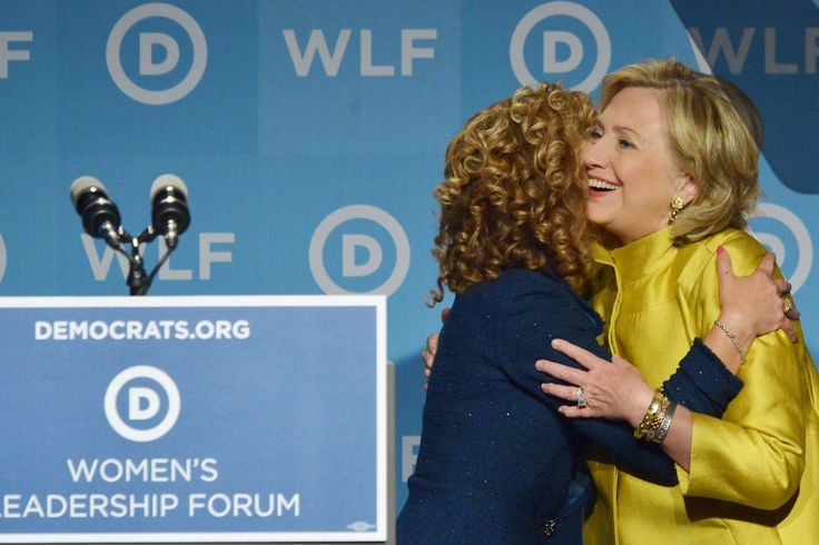 Debbie Wasserman Shultz picked a registered lobbyist to help shape the Democratic Party platform. Two work for the Albright Stonebridge Group, the third is a lobbyist.
