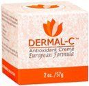 Dermal-C Antioxidant Creme 2oz by Specialty Products. $27.95. Reduces the appearance of fine lines and wrinkles.. Protects against UV photoaging.. Protects the skin against free radical damage.. Scientifically advanced vitamin C cream for antioxidant protection, anti-UV photo-aging, and reduced appearance of fine wrinkles. Contains a full 5% USP-grade vitamin C that is stabilized, protected by a molecular membrane, and designed for optimum sustained release. Al...
