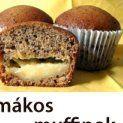 mákos muffin receptek