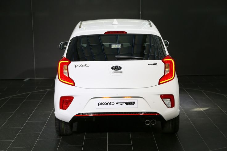 All-New 2017 Kia Picanto Is Bolder, Roomier And More Upscale