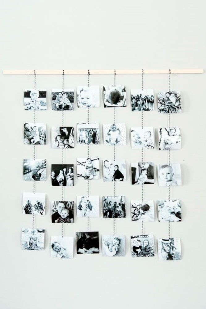 54 best Photo Collage images on Pinterest | Home ideas, Photo walls ...