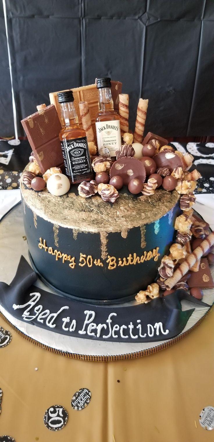 50th Birthday cake birthday Birthday cake for him, 21st