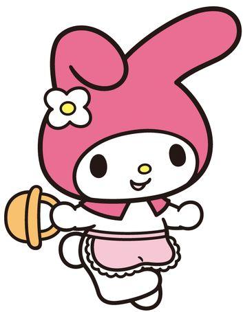 Sanrio: My Melody:) | Hello kitty my melody, My melody ...