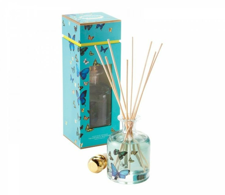 If you've got the look of your house down-pat, but it still smells bad, it's time to invest in a aromatic diffuser from BeddingCo http://www.beddingco.com.au/castelbel-portus-cale-diffuser-butterfly-blues.html