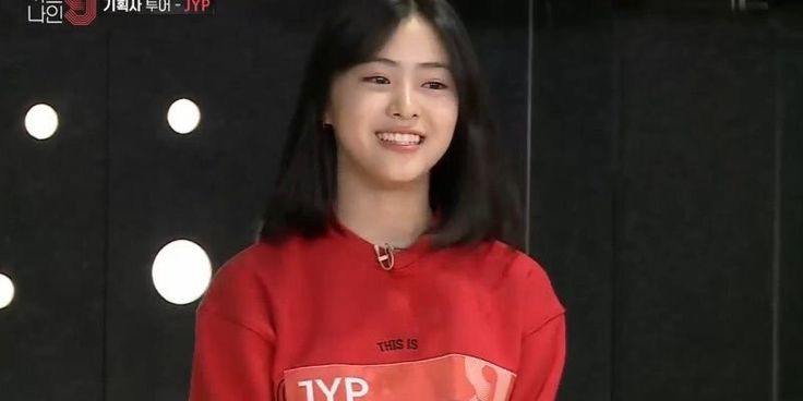 Shin Rhujin // Shin Ryujin on Mixnine audition ❤️ #긴류진 #믹스나인 #JYP