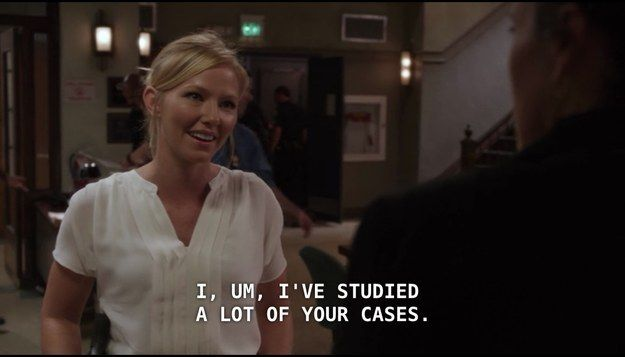 Community Post: Twelve Times We Were All Literally Amanda Rollins