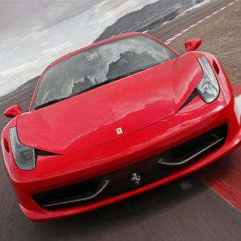 Everyone dreams of driving a Ferrari. Now make your dreams come true and race one!