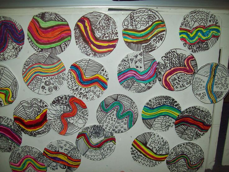 Elementary Art Line Design : Best line art projects ideas on pinterest