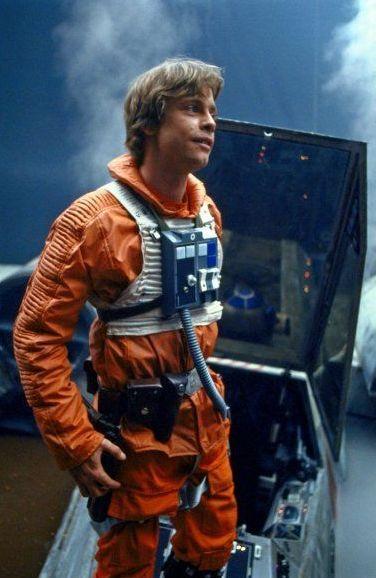 Luke Skywalker (Mark Hamill) - Star Wars