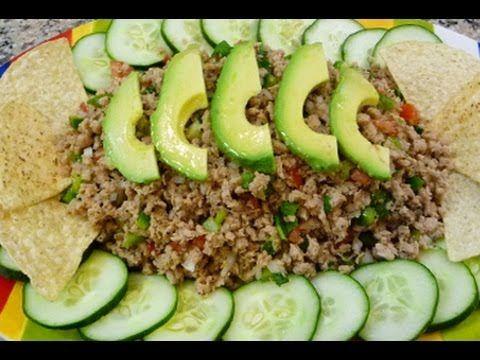 ceviche de soya receta vegetariana facil y saludable how to comidas
