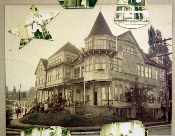 The Sidney Hotel Port Orchard Wa Burned Down In 1985 Travel Places Pinterest Pacific Northwest
