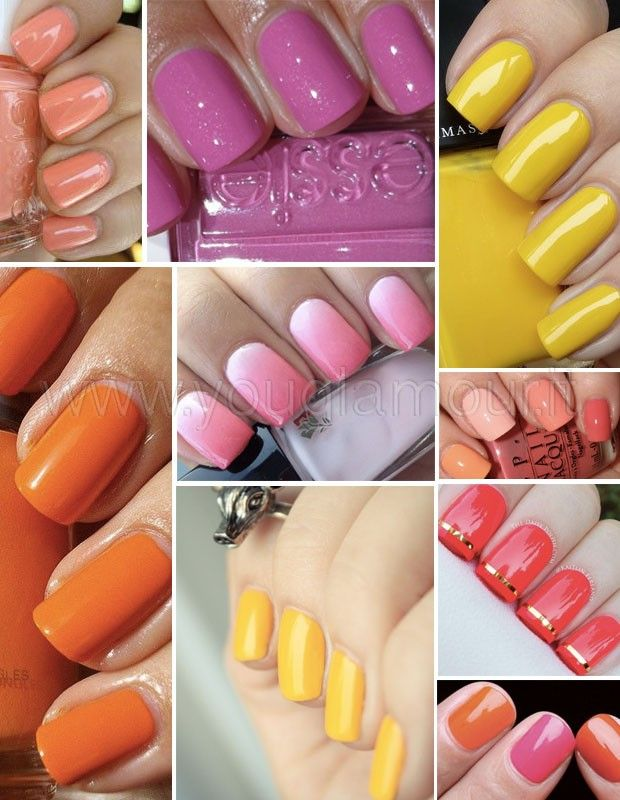 Unghie primavera 2014: tutte le nuove tendenze nail art