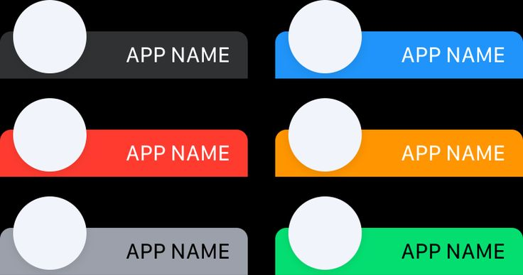 App Components - watchOS Human Interface Guidelines