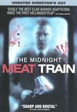 The Midnight Meat Train [Unrated] [Director's Cut] [DVD] [English] [2008]