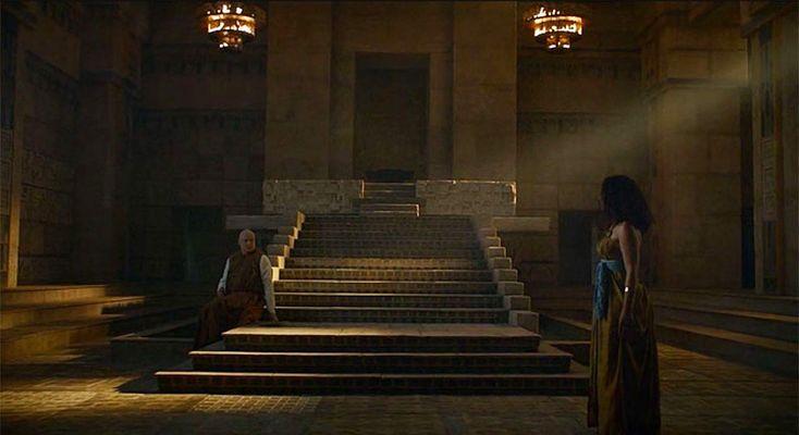 game of thrones filmed in nz