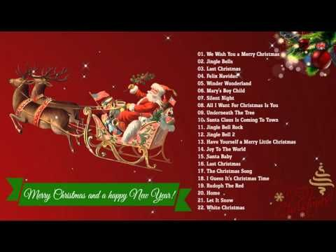 Best Christmas songs of All Time - 30 Greatest Christmas Songs 2016