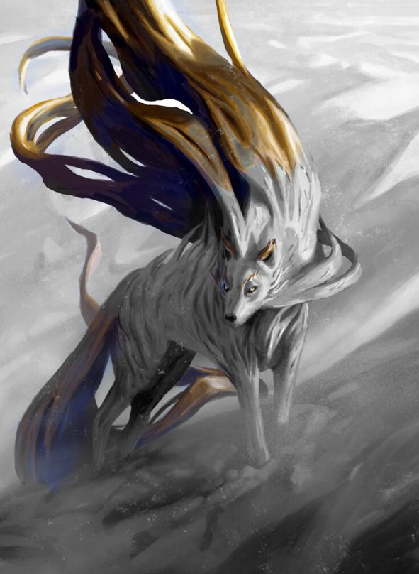 Pin By Soulsong On Color Deceptions Fantasy Creatures