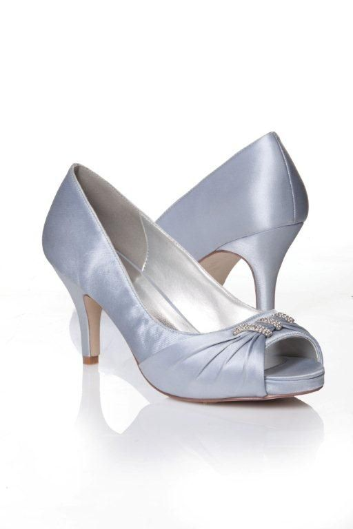 #AnellaWeddingShoes Andrea Style. www.weddingshoes.co.za Available from September 2014 Can be dyed to any colour!