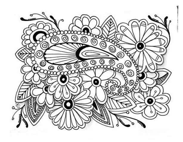 Summer coloring pages all collectable by me best season for Summer coloring pages for adults