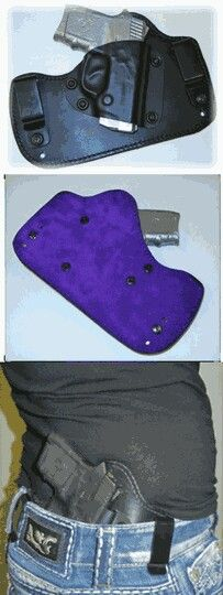 The best concealed holster for women!! Comfortable, not bulky, conceals like no other!! I'm in live !!