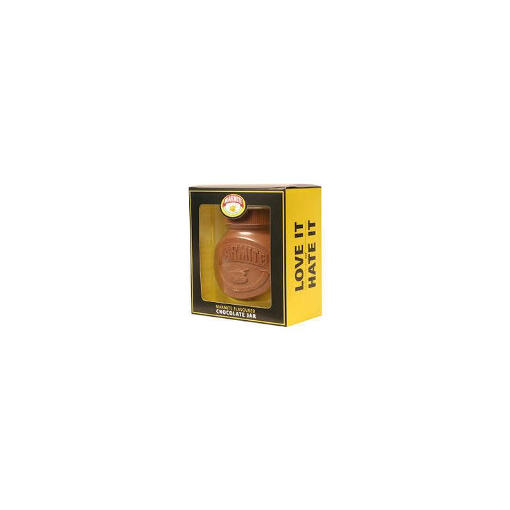 MARMITE CHOCOLATE JAR 180G