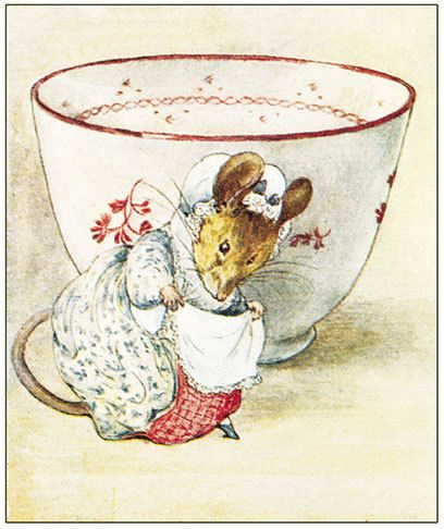 Beatrix Potter illustratie, Victoriaanse Edwardian kunstenaars, boek illustratie, Britse kunstenaars