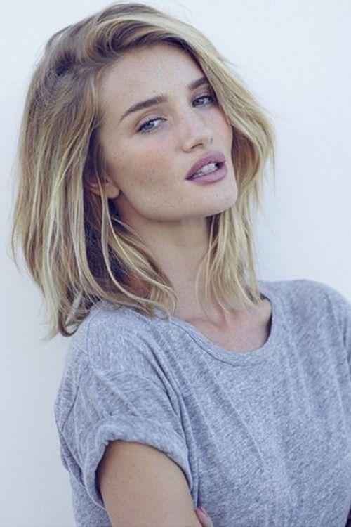 Hair how-to: the 'lob'   Harper's Bazaar