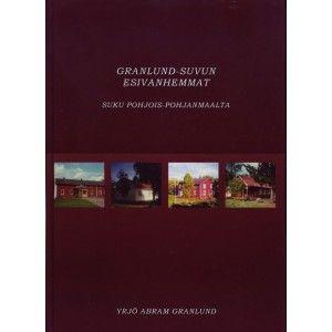 Omaperäinen sukukirja pohjoispohjalaisesta Granlundin suvusta.  Kirja on pääosiltaan perinteiseen tapaan laadittu sukukirja, mutta siinä on myös runsaasti modernin sukukirjan piirteitä.  Käsittelytavaltaan monipuoliseen lähdeaineistoon pohjautuva mielenkiintoinen teos.