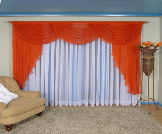50 mejores im genes sobre dise os de cortinas en pinterest for Ver modelos de cortinas