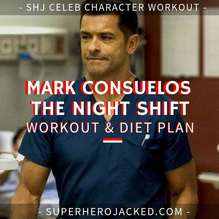 Mark Consuelos Workout and Diet Nearly 50 and Ripped for