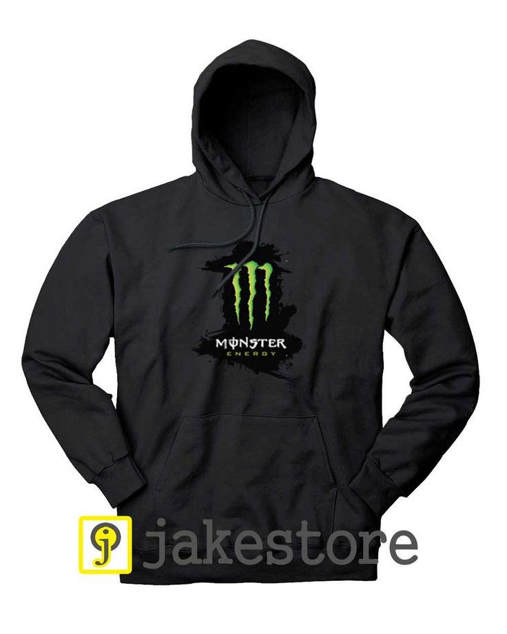 Monster Energy Hoodie jacket Shirt Sweatshirt