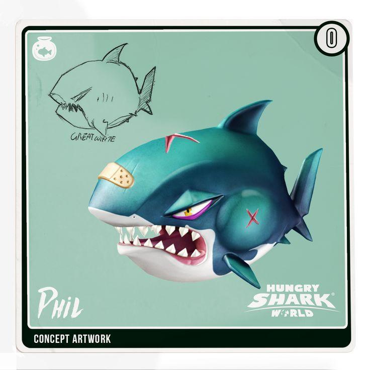 136 best hungry shark world images on pinterest for Fish evolution game