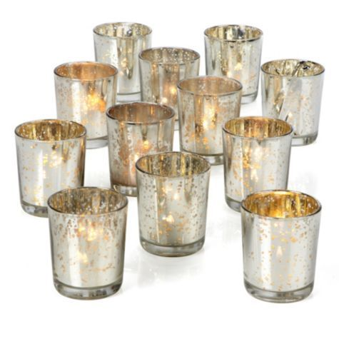 Votive Cups - Set of 12 from Z Gallerie