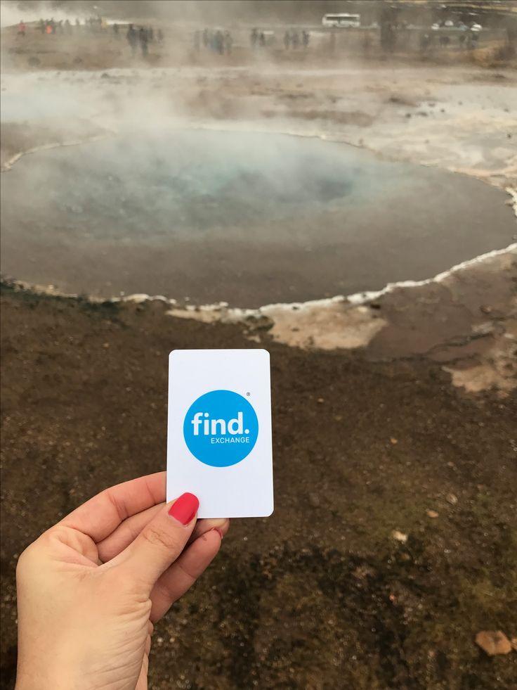 Find.Exchange arrived to #Iceland 📍