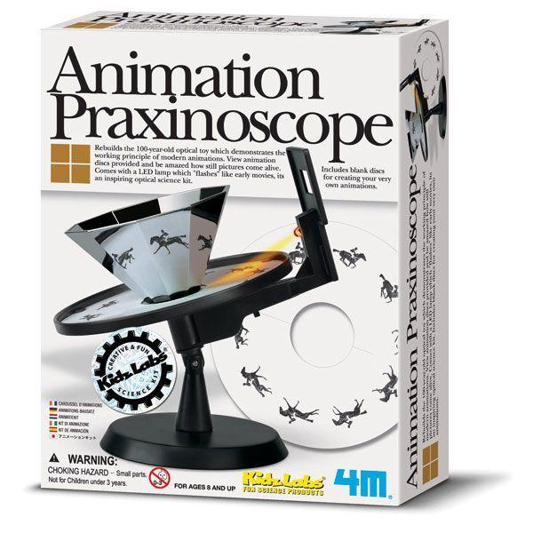 Animation Praxinoscope>Educatief speelgoed>Alle Producten>Apart en vernieuwend speelgoed, webwinkel TrendySpeelgoed.nl