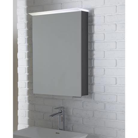 Roper Rhodes Virtue Illuminated Mirror Cabinet - Various Colour Options