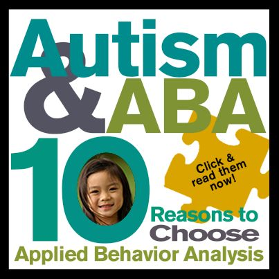 Applied Behavior Analysis and Autism | ABA Autism Therapy