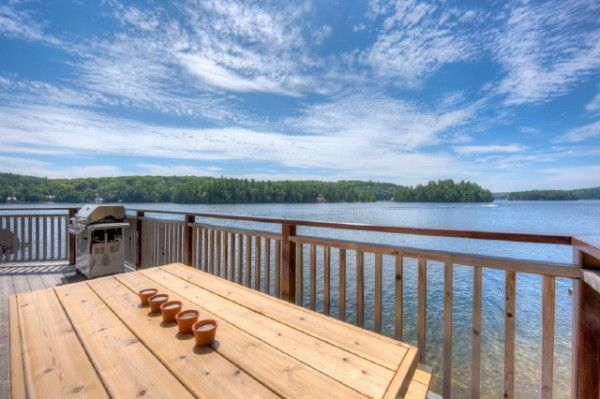 Waters Edge Cottage For Sale, Lake Rosseau.  Plan your #summer on the #lakes of #Muskoka. jack@muskoka.com