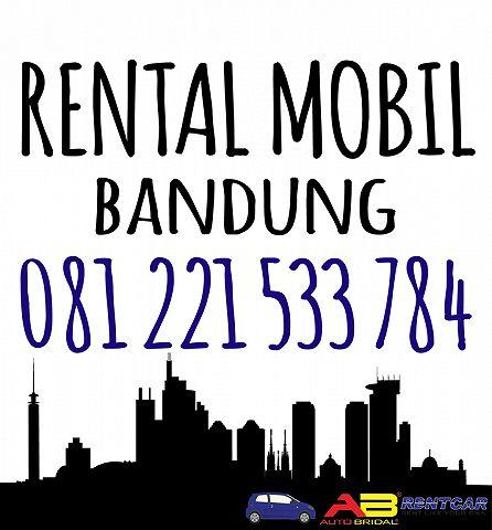 RENTAL MOBIL SEWA MOBIL BANDUNG SEMARANG MEDAN BOGOR | Kaskus - The Largest Indonesian Community