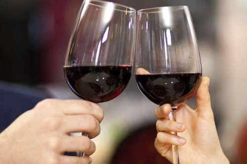 Drinking red wine regularly is bad for your health, according to new official guidelines. But in the ...