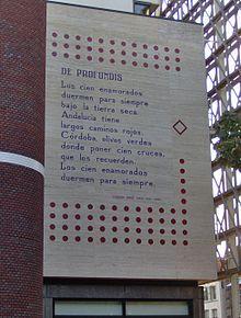 Federico García Lorca - Wikipedia, the free encyclopedia