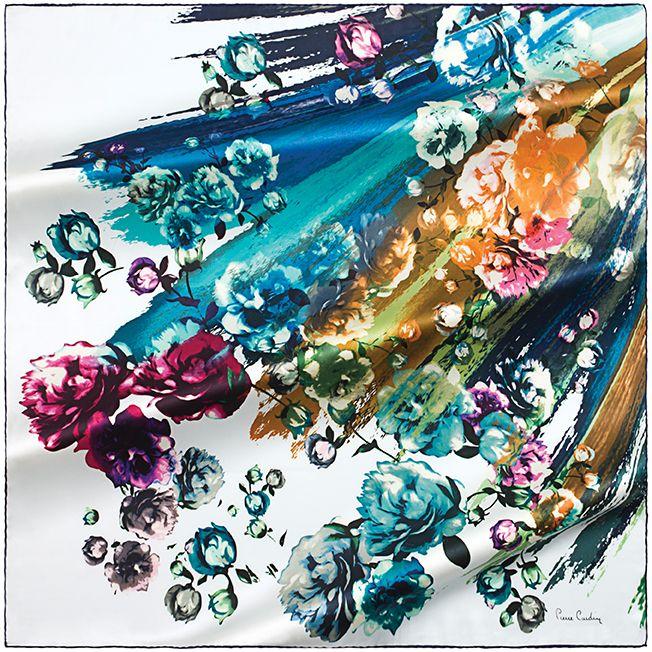 Pierre Cardin Eşarp 2013-14 Sonbahar / Kış Koleksiyonu --- Pierre Cardin Scarf Fall/Winter 2013-14 Desen Kodu : 6046 #scarf #pierrecardin #aker #esarp #hijab #fashion #silk #scarves #paris #moda #vogue #tesettur #model #mode #style #pattern #babushka #kerchief #shawl #wrapper #trend #aker #akeresarp #pierrecardinscarf #FW #2013FW #fallwinter