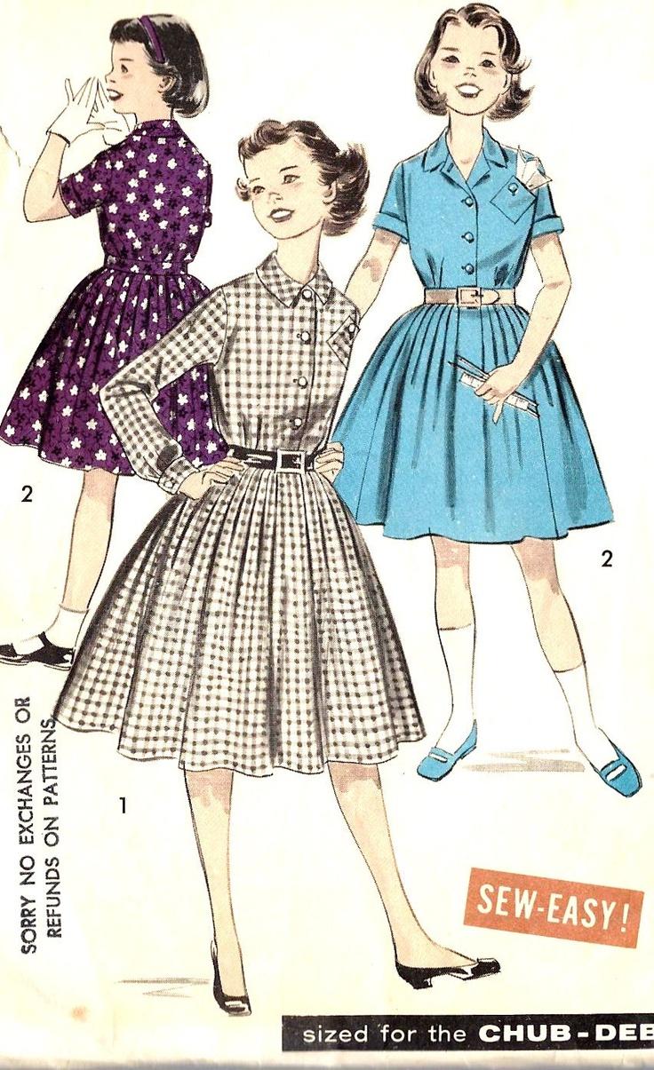 214 Best Diy Vintage Sewing Images On Pinterest Clothes