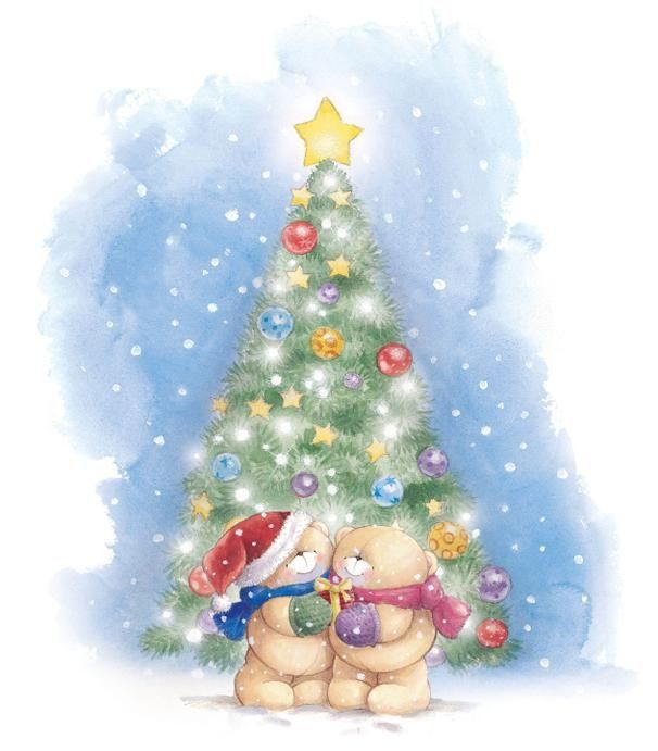 Merry Christmas ♡ Forever Friends