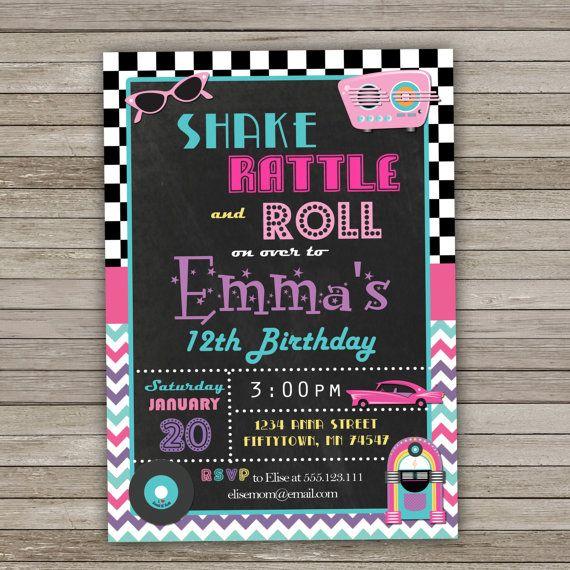Best Adult Invitations Images On   Birthday