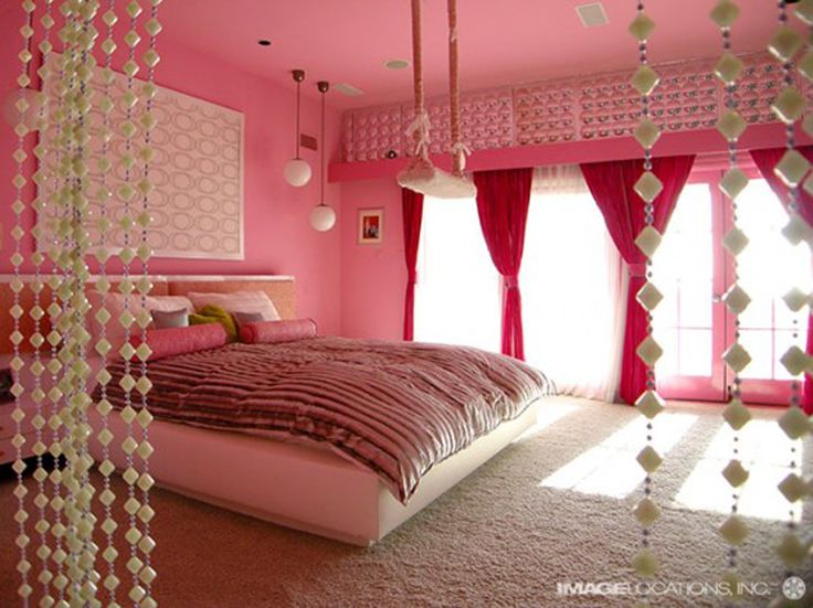 Pink Bedrooms For Adults   Google Search