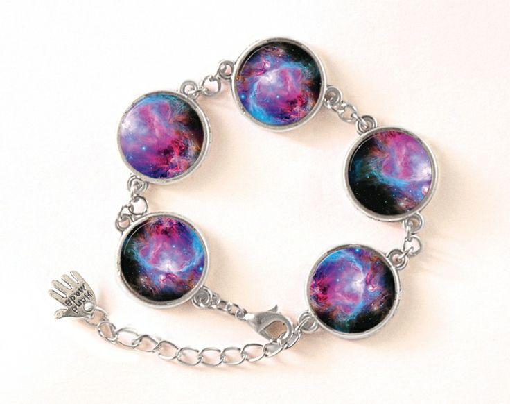 Bracelet NEBULA,  Jewellery, 0178BOS from EgginEgg by DaWanda.com